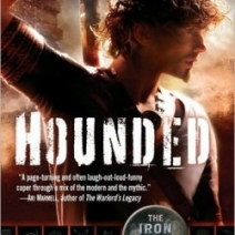 Early Review: Hounded (Iron Druid #1) by Kevin Hearne