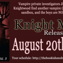 Giveaway: Knight Moves by John G. Hartness