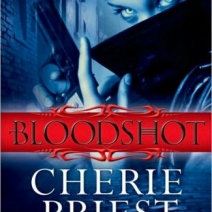 Review: Bloodshot (Cheshire Red #1) by Cherie Priest