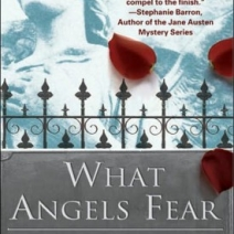 Suspense Sunday: What Angels Fear by C.S. Harris