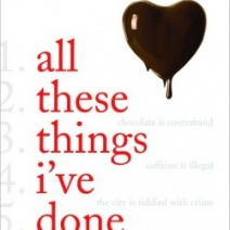 Book Trailer and Giveaway: All These Things I've Done by Gabrielle Zevin