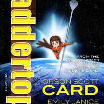 Giveaway: Laddertop by Orson Scott Card and Emily Janice Card