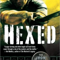 Friday Giveaway: Hexed (Iron Druid #2) by Kevin Hearne (audiobook)