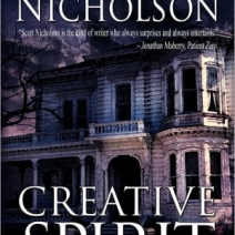 Giveaway: Creative Spirit by Scott Nicholson