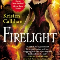 Release Day Review: Firelight (Darkest London) by Kristen Callihan