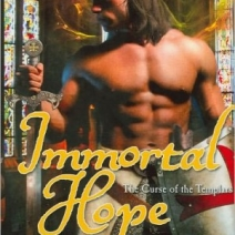 Review: Immortal Hope: Curse of the Templars by Claire Ashgrove