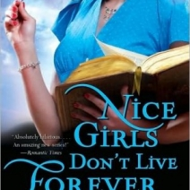 Nice Girls Don't Live Forever (Jane Jameson #3) by Molly Harper