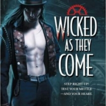 Giveaway Winners: Wicked As They Come, Steel Seraglio, Infinity, and Dakota Banks set