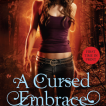Cover Reveal and Giveaway: A Cursed Embrace by Cecy Robson