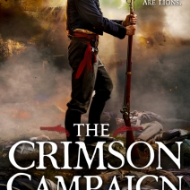 Cover Launch: The Crimson Campaign by Brian McClellan