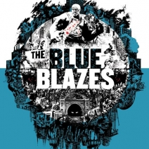 The Blue Blazes by Chuck Wendig: Cover Revealed!