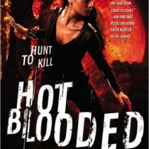 Interview: Amanda Carlson, author of Full Blooded and Hot Blooded!