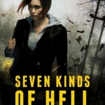 Giveaway: 15 Kindle copies of Seven Kinds of Hell by Dana Cameron