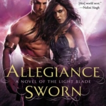 Q&A: Kylie Griffin, author of Allegiance Sworn (Light Blade series)