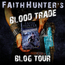 "Guest Post (& Giveaway): Faith Hunter, author of Blood Trade: ""Where did Beast's voice come from?"""