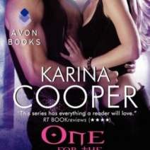 Guest Post (& Giveaway): Karina Cooper, author of One For the Wicked (Dark Mission series)