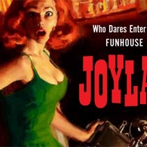 Stephen King's Joyland Online Carnival Tour (& Giveaways!)