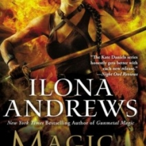 Blog Tour Giveaway: Magic Rises and Magic Bites by Ilona Andrews