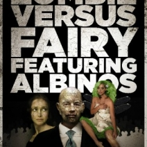 Guest Post (& Giveaway): James Marshall, author of Zombie Versus Fairy Featuring Albinos