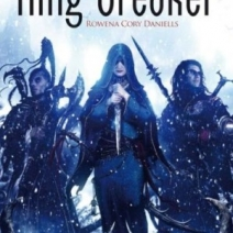 Interview: Rowena Cory Daniells, author of King Breaker
