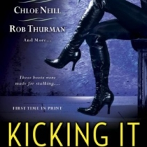 Kicking It Blog Tour with Faith Hunter: Excerpt, Review, and Giveaway!