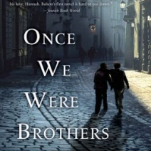Giveaway: Once We Were Brothers by Ronald H. Balson