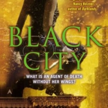 Black City (Black Wings #5) by Christina Henry