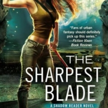 The Sharpest Blade by Sandy Williams Blog Tour and Giveaway