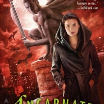 Cover Spotlight and Giveaway: Incarnate by Anton Strout