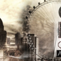 Charlie Higson's Guide to London Tour: Guest Post and Giveaway (The Enemy Series)