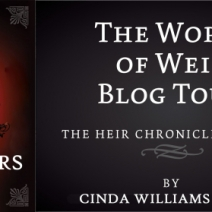 Cinda Williams Chima's The World of Weir Blog Tour: The Seers (excerpt and giveaway)
