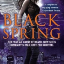 Review (and Giveaway): Black Spring (Black Wings #7) by Christina Henry