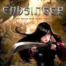Endsinger (The Lotus War #3) by Jay Kristoff