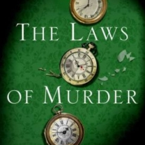 The Laws of Murder by Charles Finch: The Whodunnit Tour (guest post & giveaway)