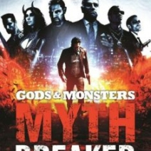 Mythbreaker (Gods and Monsters) by Stephen Blackmoore