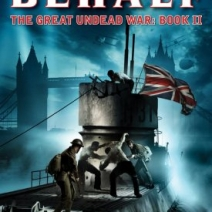 Excerpt: On Her Majesty's Behalf (The Great Undead War #2) by Joseph Nassise