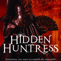 Cover Reveal and Giveaway: Hidden Huntress (Malediction Trilogy) by Danielle L Jensen