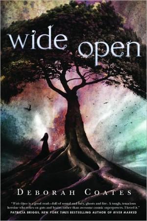 Interview With :   Deborah Coates, Author of Wide Open
