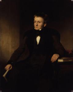 Thomas de Quincey by Sir John Watson-Gordon.