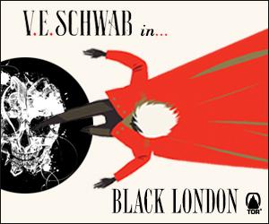 Black London Tour Button (2)