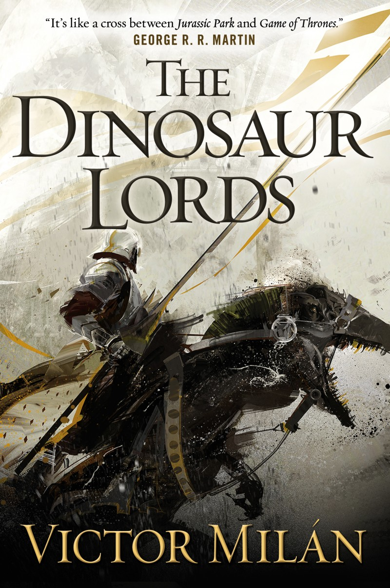 The Dinosaur Lords 01 - The Dinosaur Lords  - Victor Milan