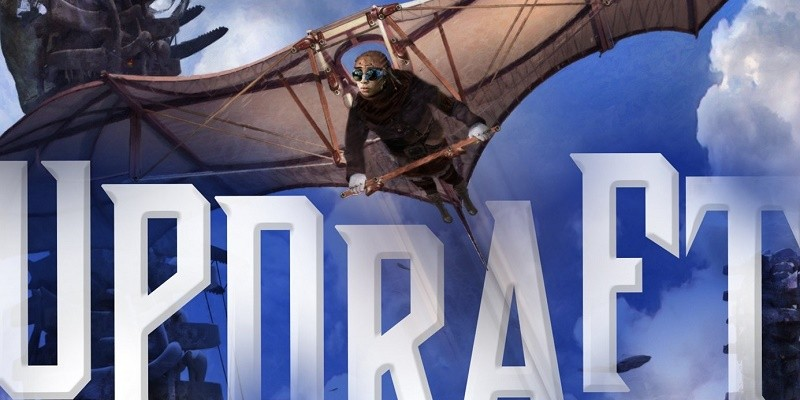 Giveaway: Updraft by Fran Wilde