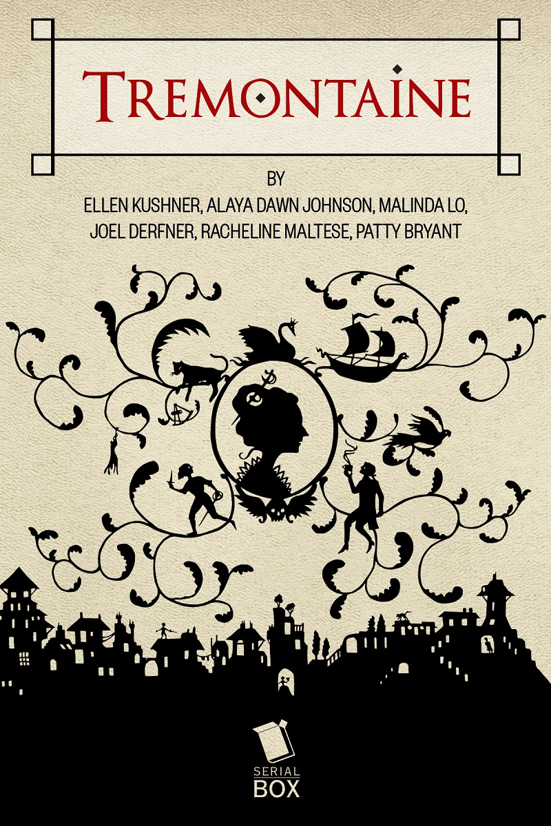 Tremontaine Series Cover