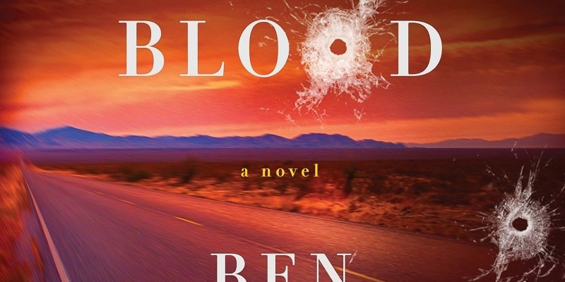 An interview with Ben Sanders, author of American Blood
